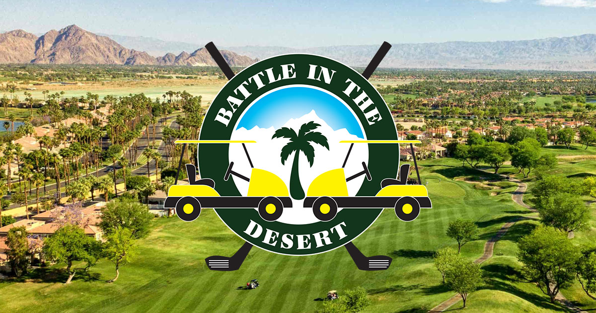 Battle in the Desert Registration